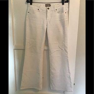 Paige white jeans 29